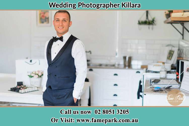 Photo of the Groom Killara NSW 2071