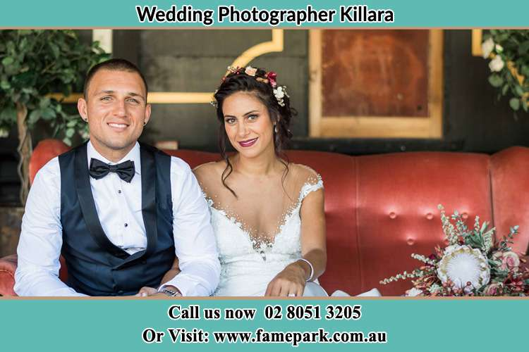 Photo of the Groom and the Bride Killara NSW 2071