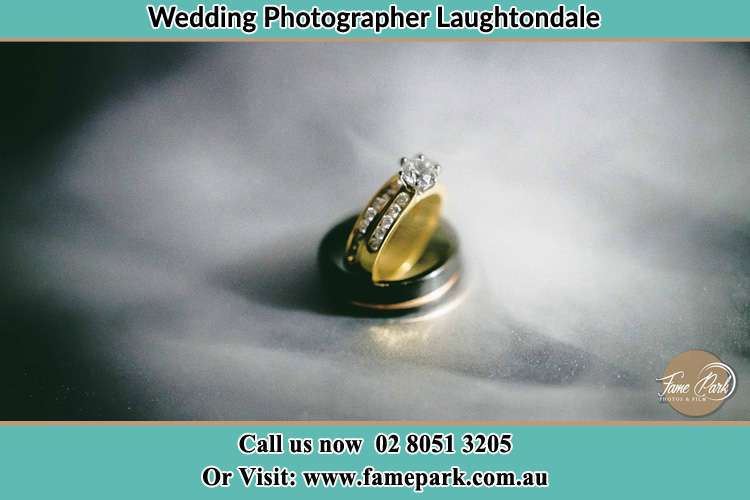 Photo of the wedding ring Laughtondale NSW 2775