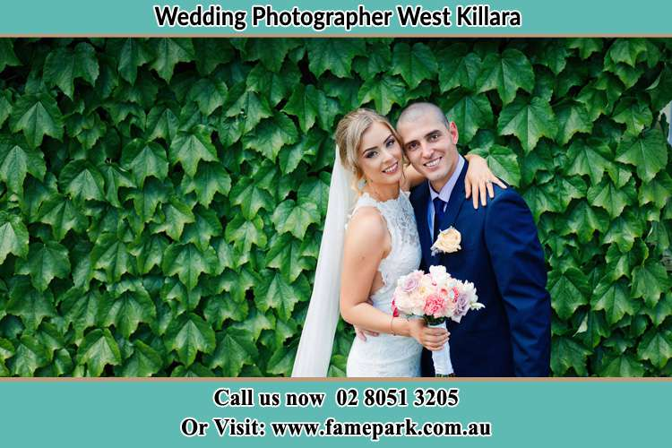 Photo of the Bride and the Groom West Killara NSW 2071